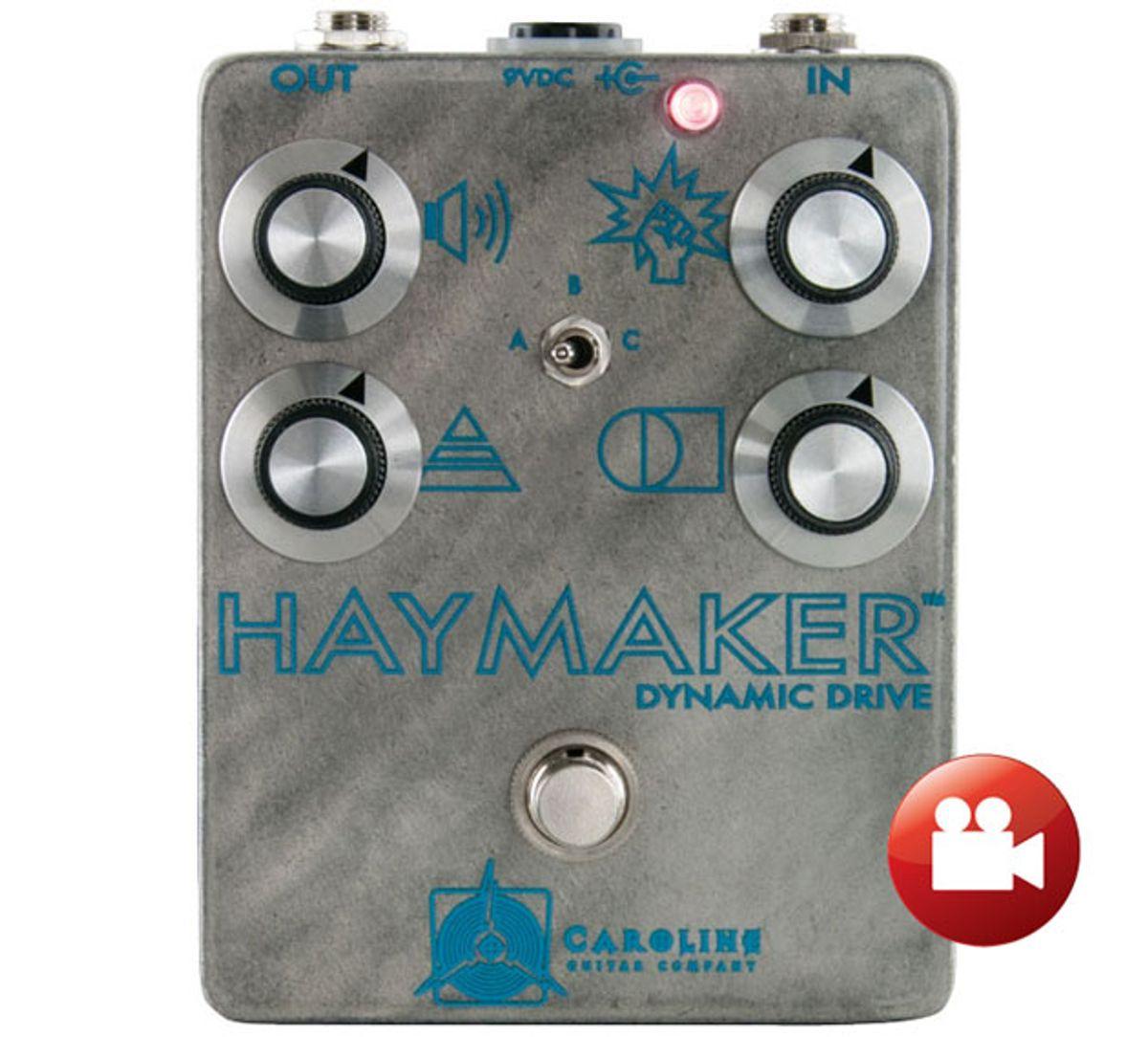 Caroline Guitar Company Haymaker Review