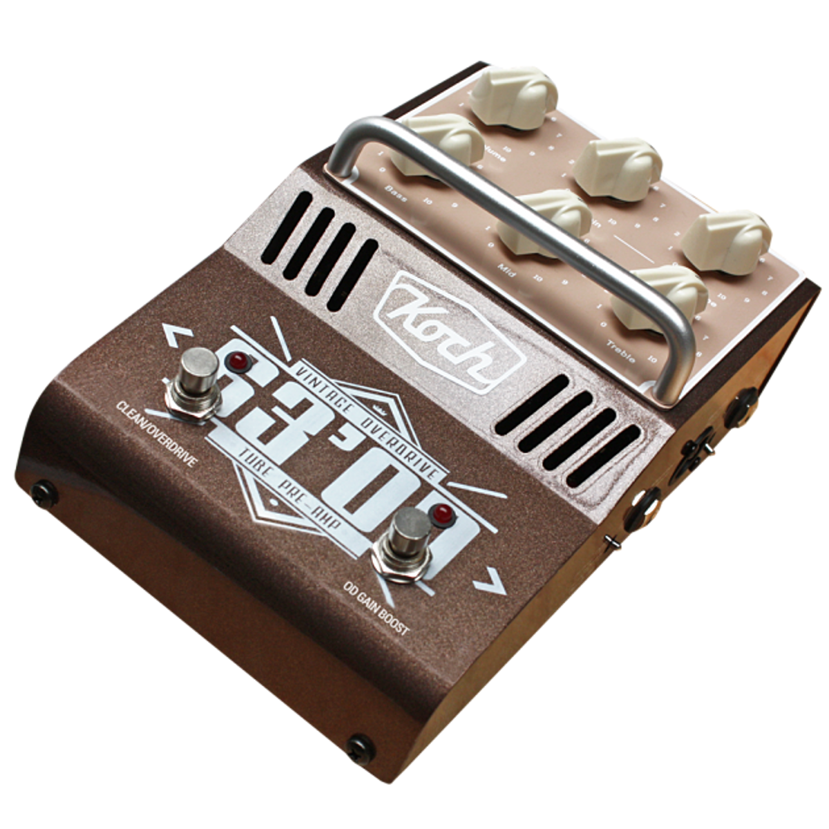 Koch Amps Unveils the Superlead and the 63'OD