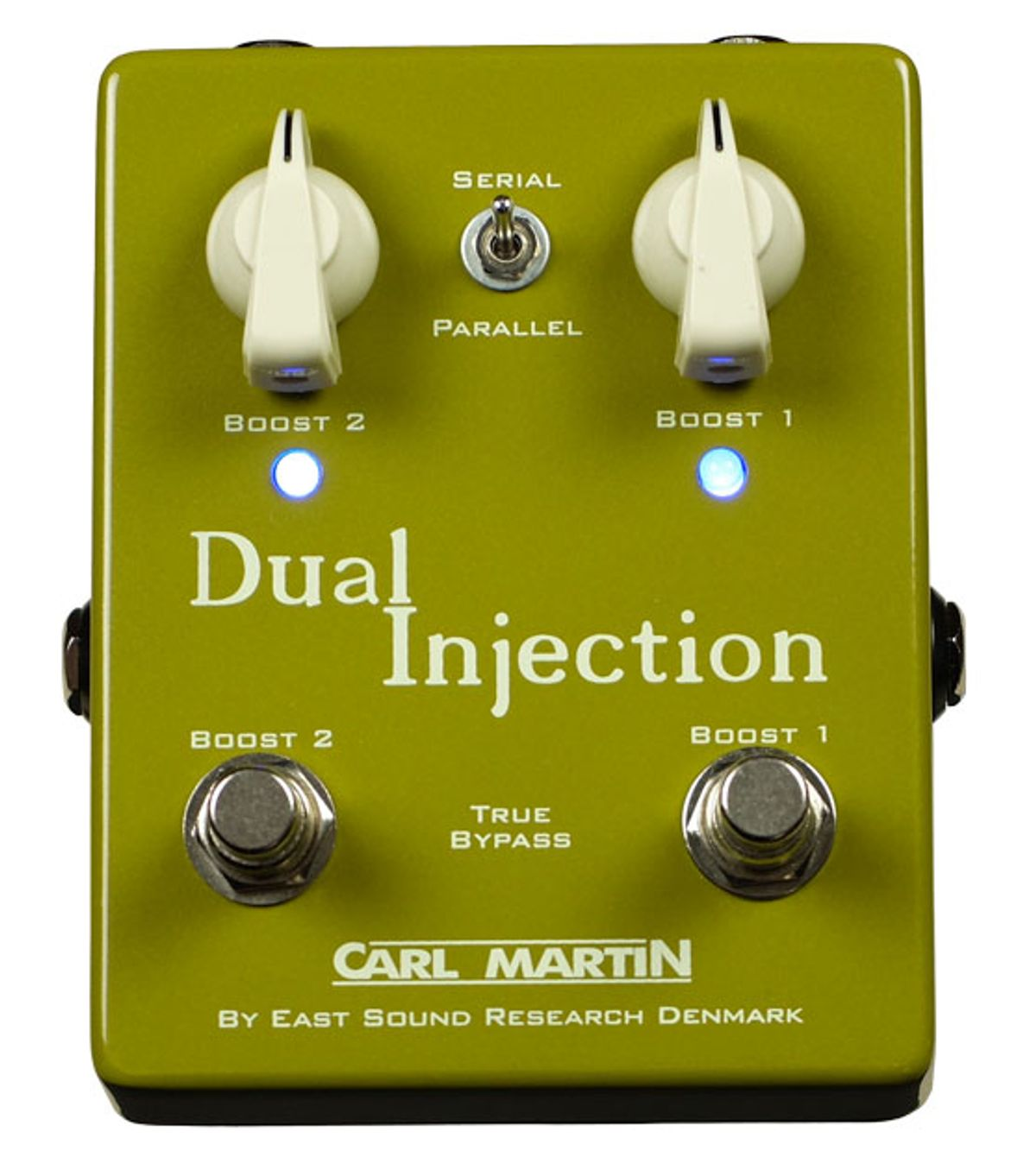 Carl Martin Announces the Dual Injection