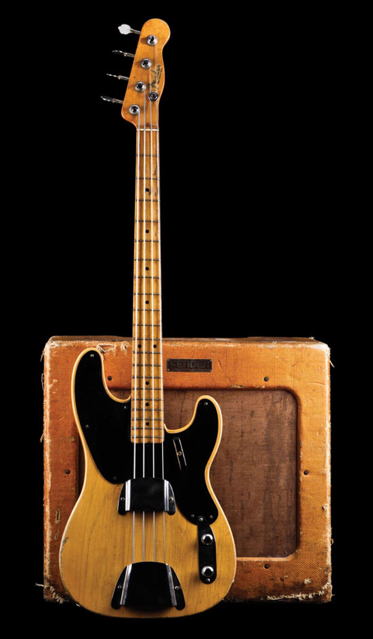 1952 Fender Precision Bass
