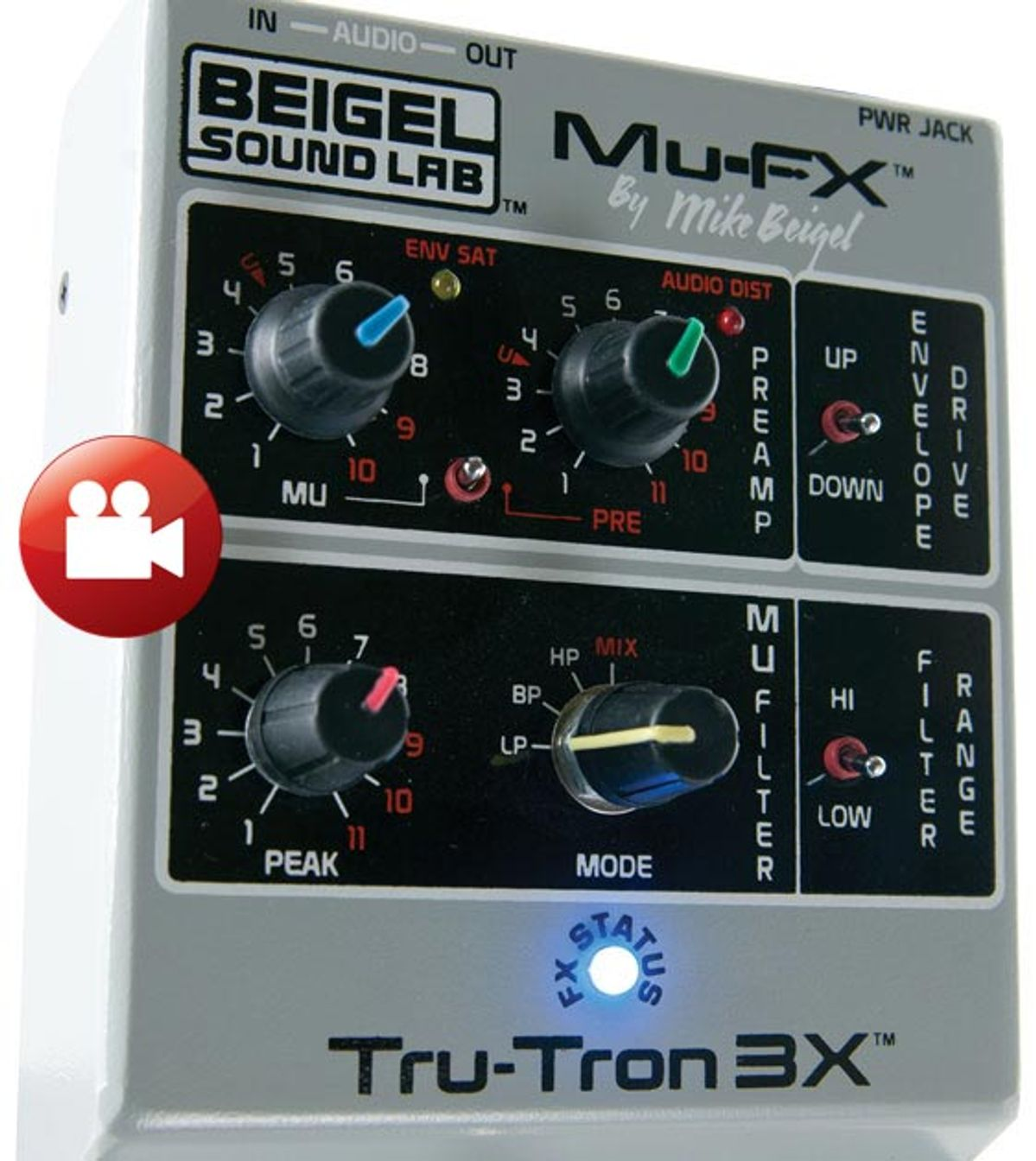 Beigel Sound Lab/Mu-FX Tru-Tron 3X Review