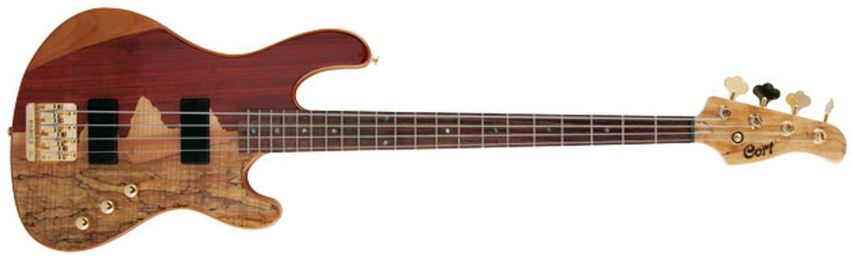 Quick Hit: Cort Jeff Berlin Series Rithimic Bass Review