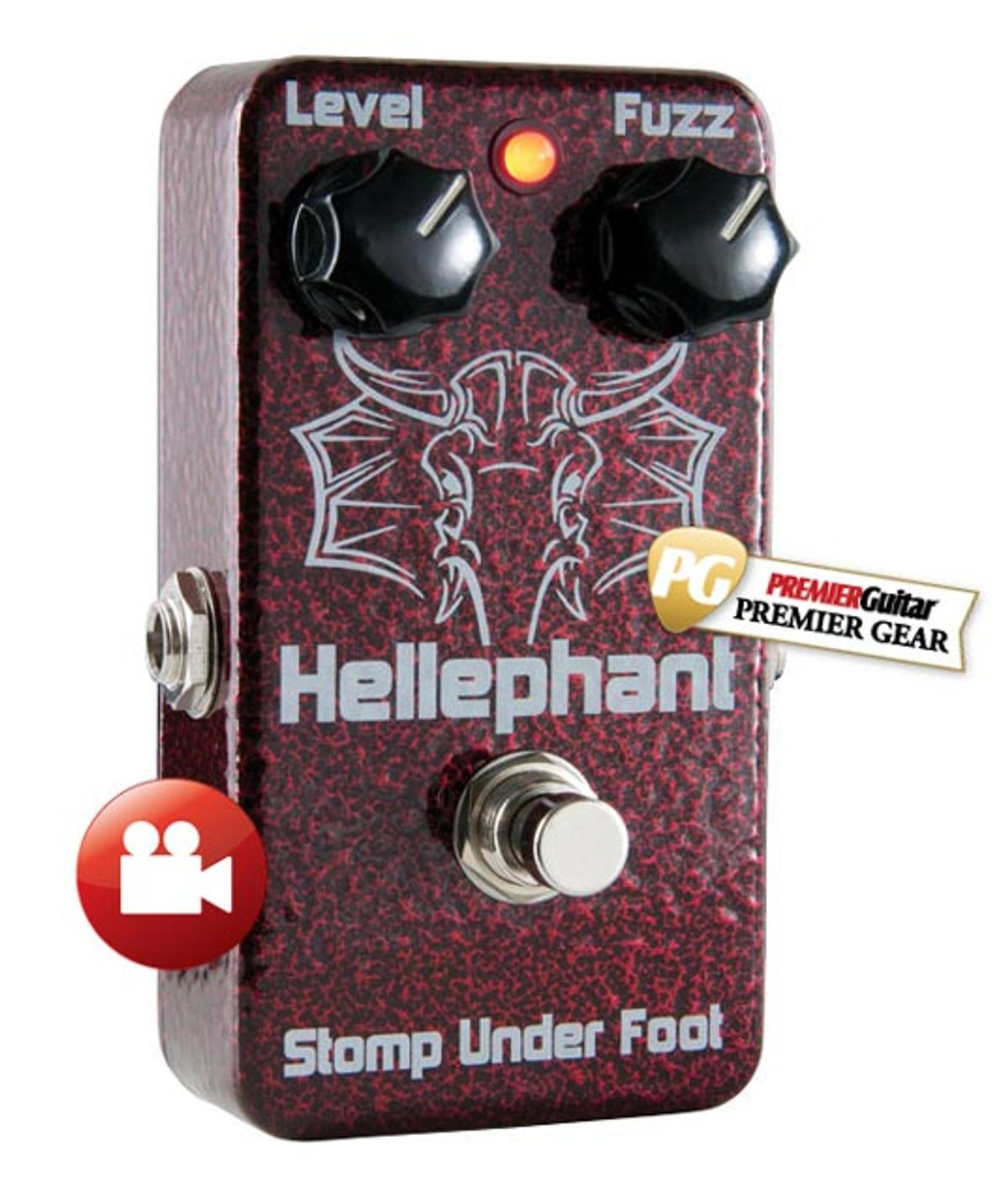 Stomp Under Foot Hellephant Review