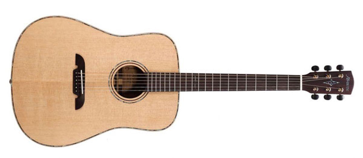 Alvarez Guitars Announces MDA70