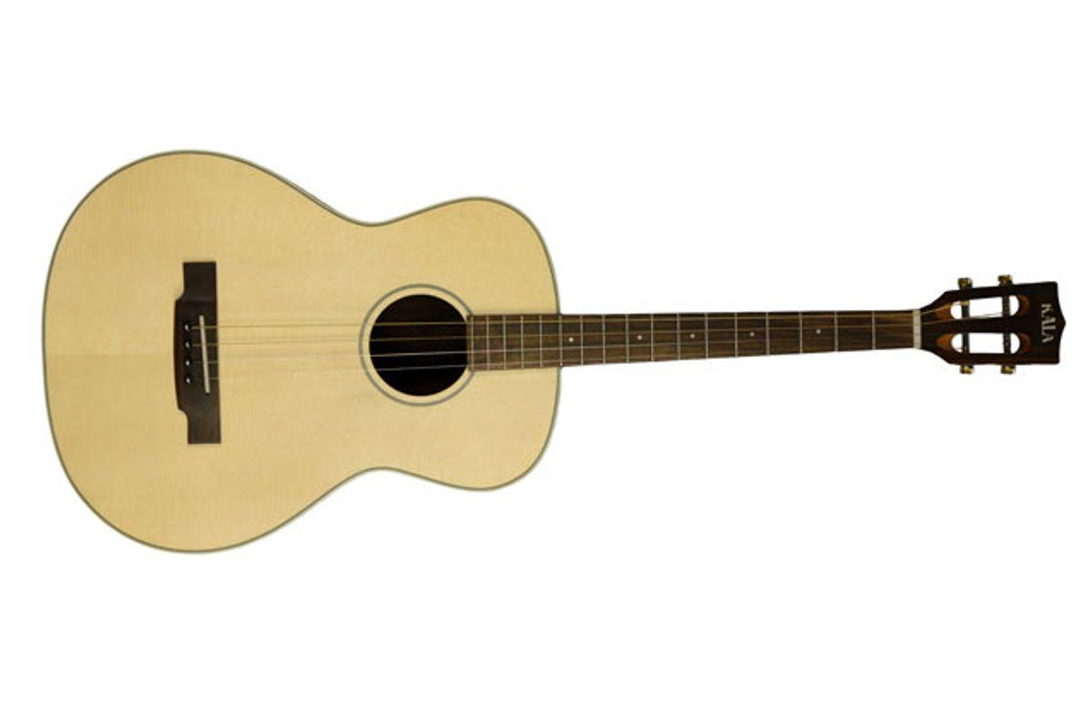 Kala Introduces the Tenor Guitar