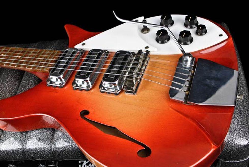 Vintage Vault: 1964 Rickenbacker 325 | Premier Guitar
