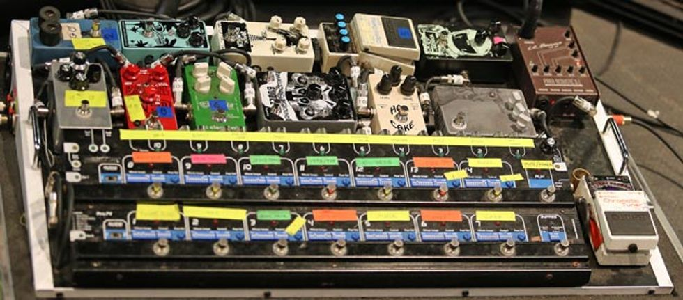 Rig Rundown Brand New s Jesse Lacey and Vincent Accardi