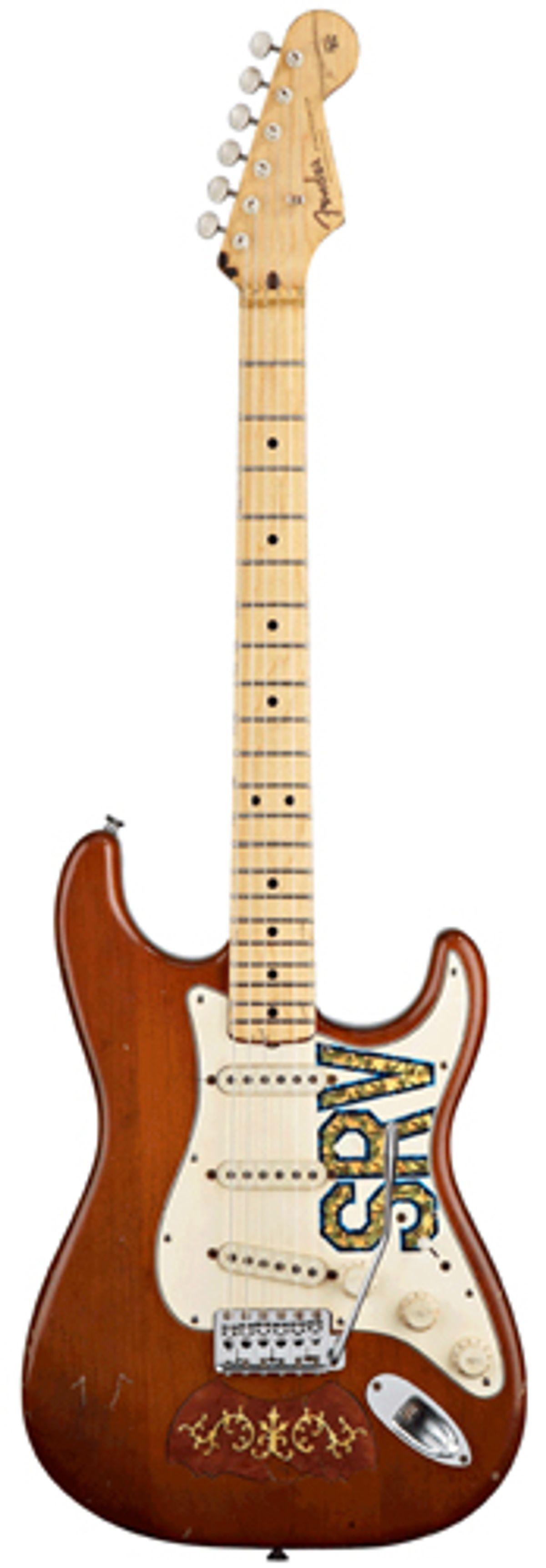 Fender Custom Shop's SRV Lenny