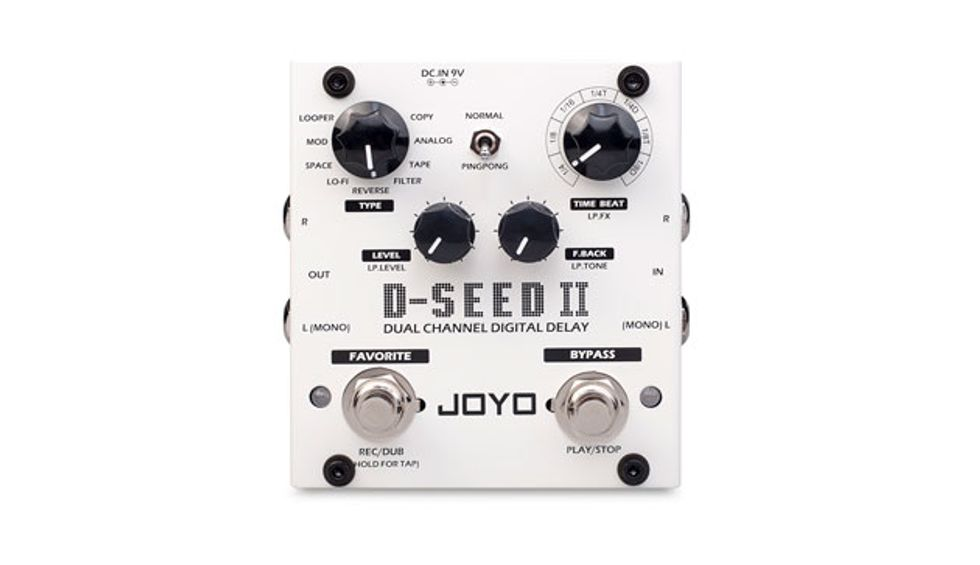Joyo Audio Launches the D-Seed II
