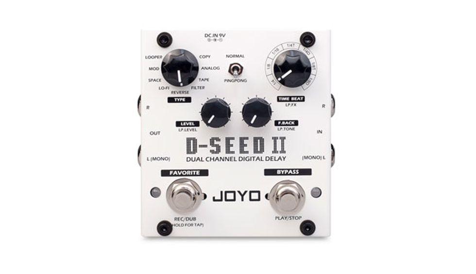 Joyo Audio Launches the D-Seed II