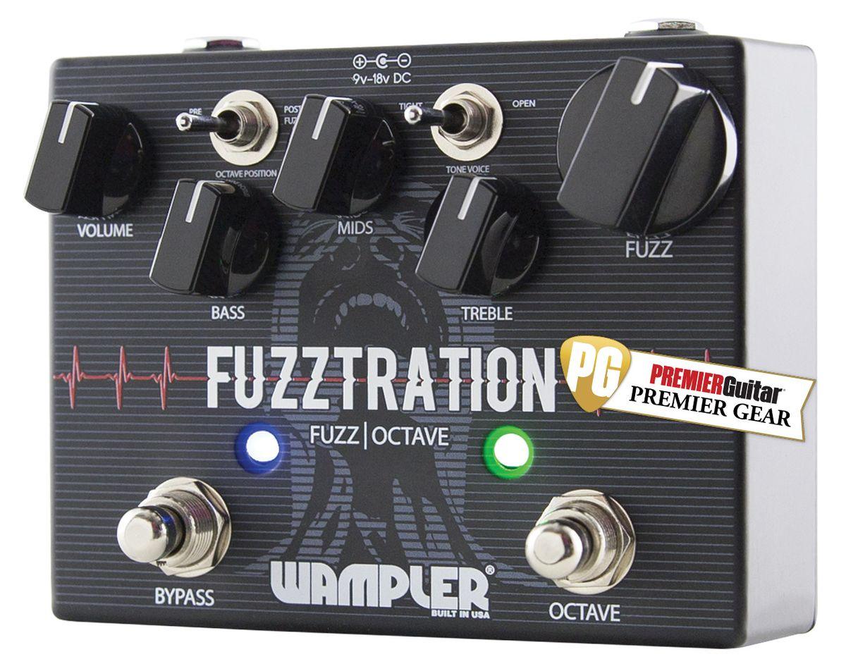 Wampler Fuzztration Review