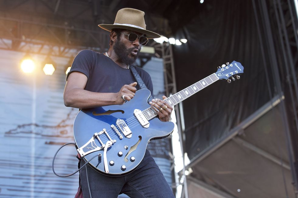 Gary Clark Jr.'s 'This Land'