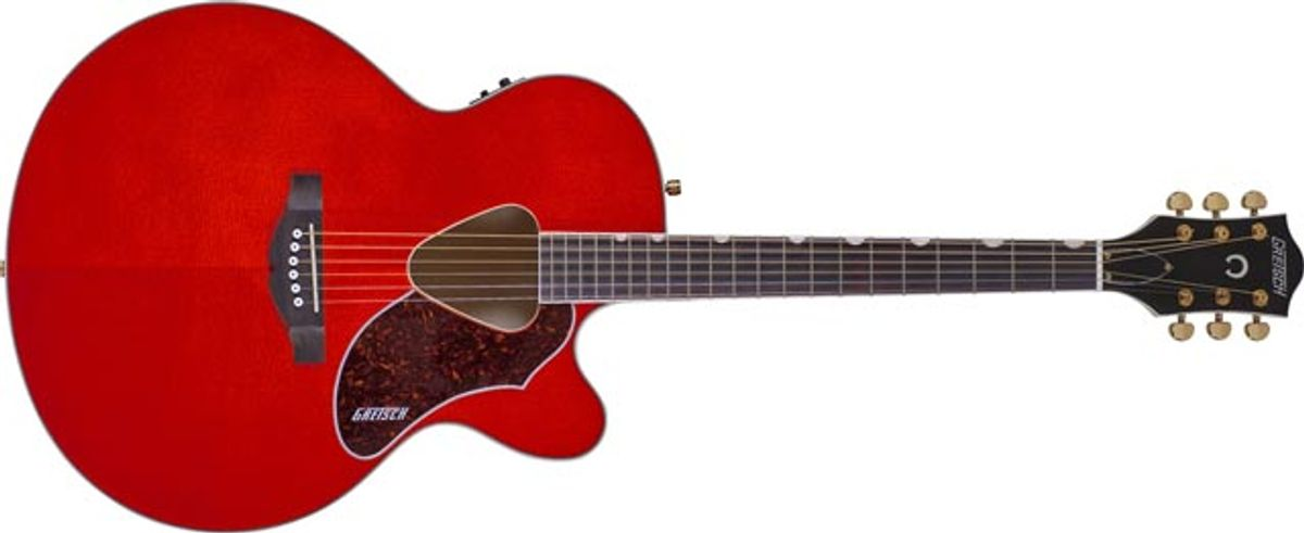 Gretsch Reintroduces Rancher Acoustic Guitars with 5 New Models