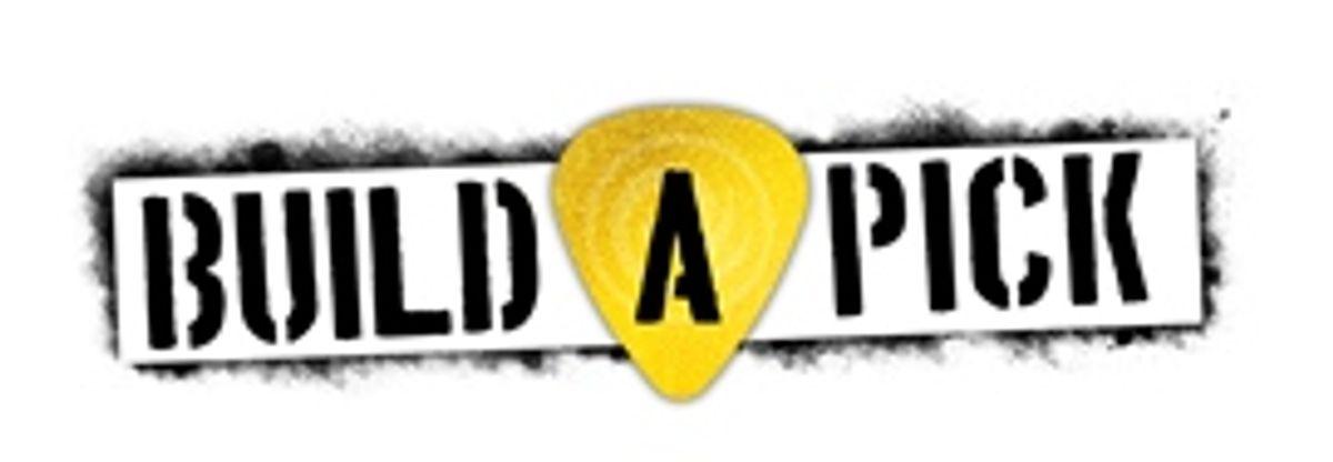 "D'Addario Introduces ""Build a Pick"" Customization Site"