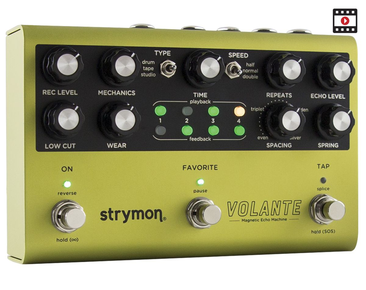 Strymon Volante Review