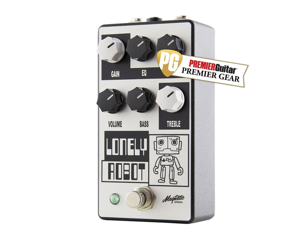 Magnetic Effects Lonely Robot Review