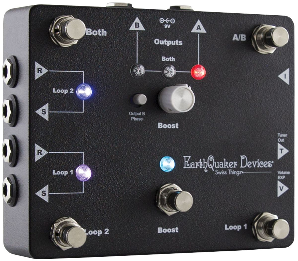 Quick Hit: EarthQuaker Devices Swiss Things Review
