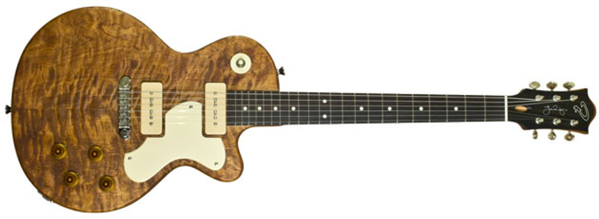 Ruokangas Guitars Announces the Supersonic and Aeon