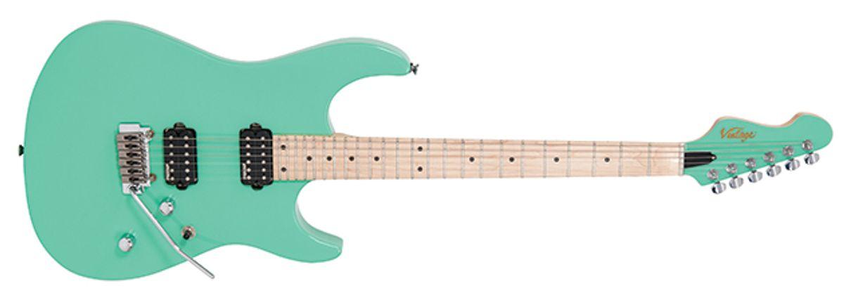 Vintage Guitars Debuts V6M24 Models