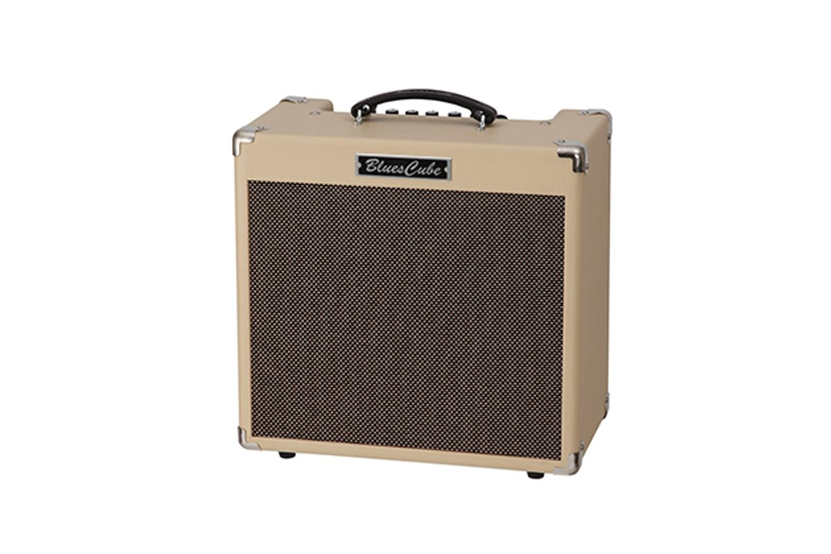 Roland Releases the Blues Cube Hot Amp