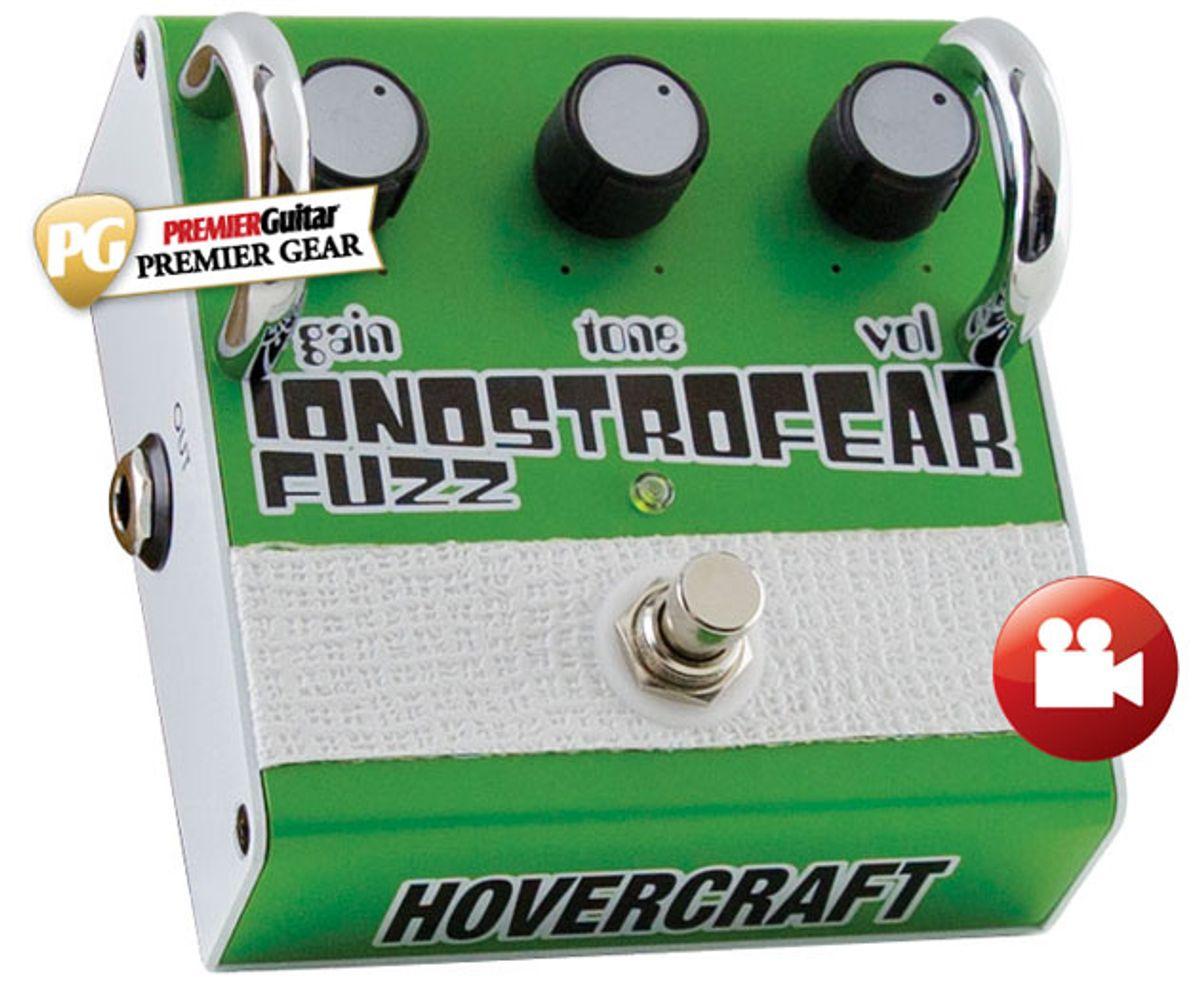 Hovercraft Ionostrofear Review