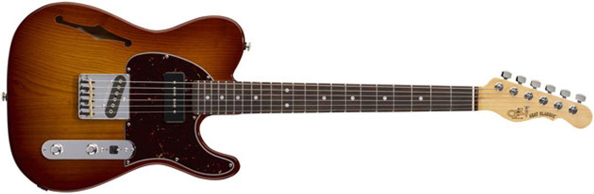 G&L Guitars Unveils the ASAT Classic Bluesboy 90