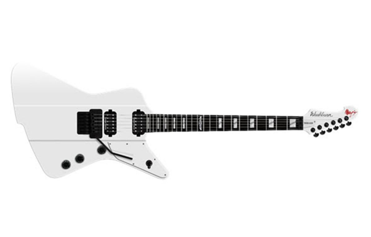 Washburn Guitars Expands the Priestess Line of Electrics