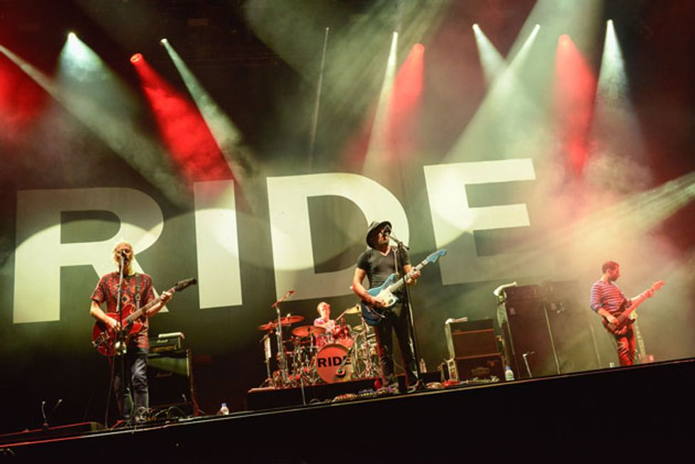 Ride's Andy Bell: Addicted to Noise