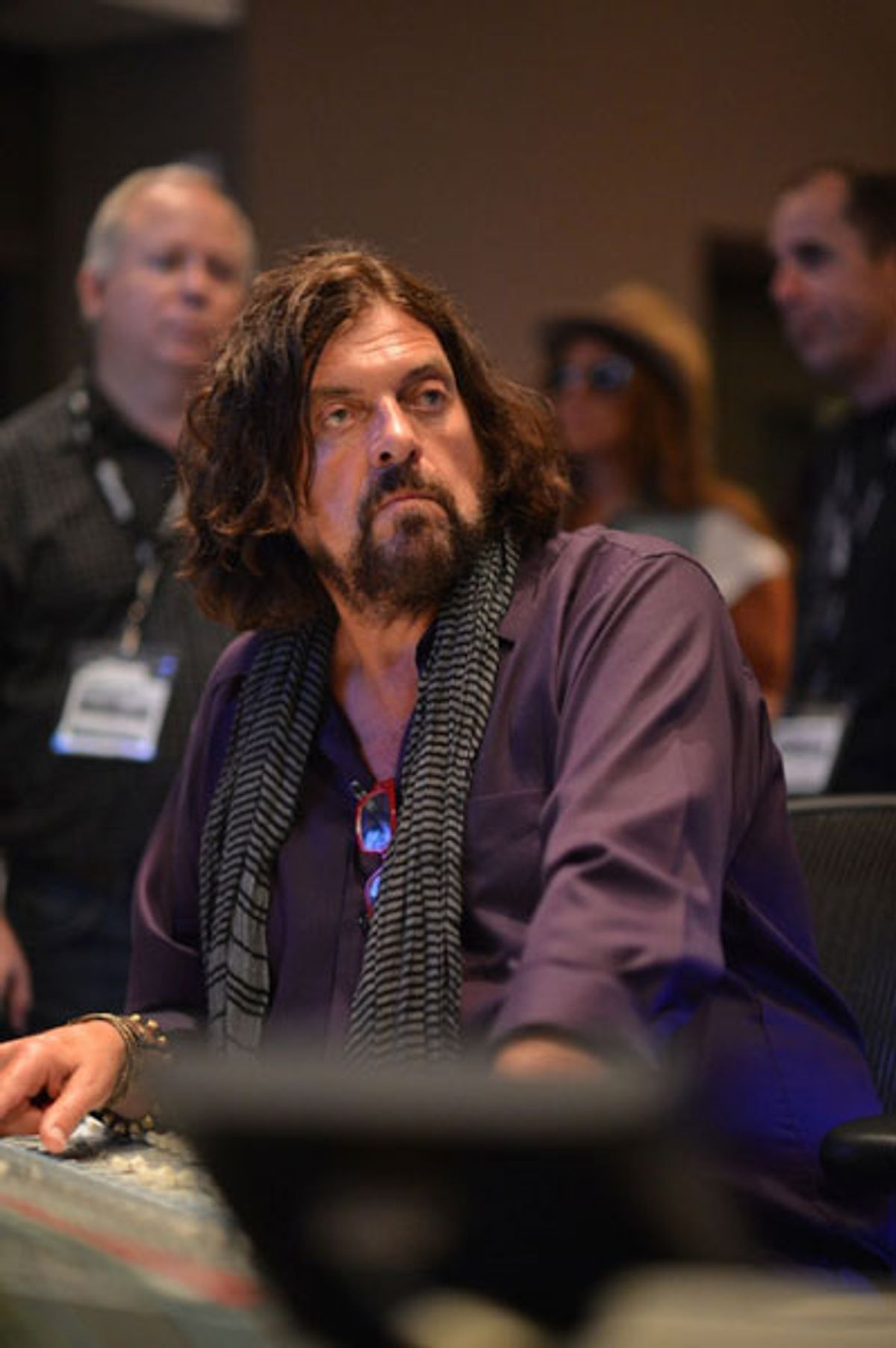 Alan Parsons Hosts Recording Master Classes in Vegas and Nashville