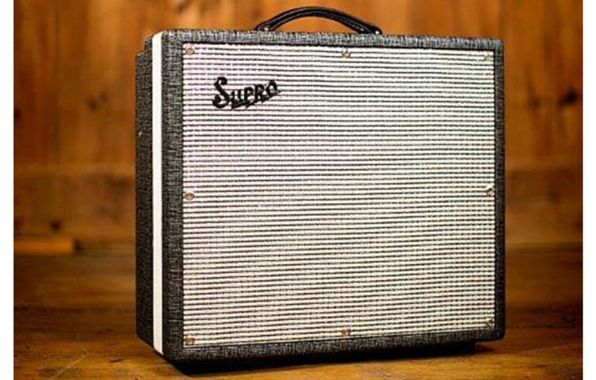 Supro Releases the 1695T Black Magick Amplifier