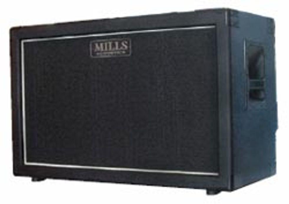 MILLS Acoustics Mach 212B Cabinet