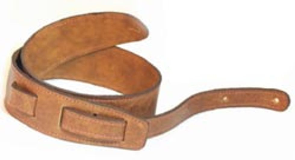 El Dorado Guitar Accessories Durango Strap
