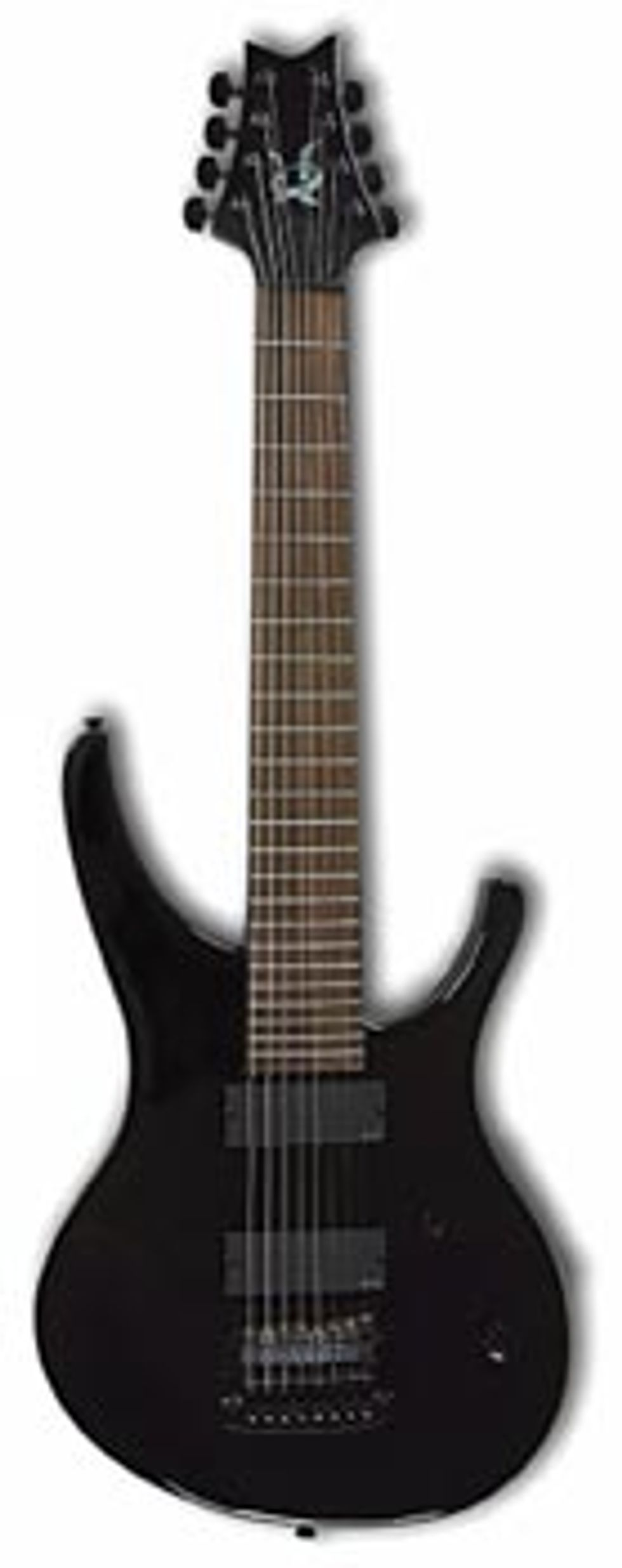 Halo Guitars Octavia 8-String Electric