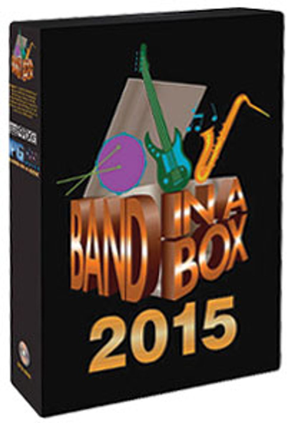 Quick Hit: PG Music Band-in-a-Box 2015 Review