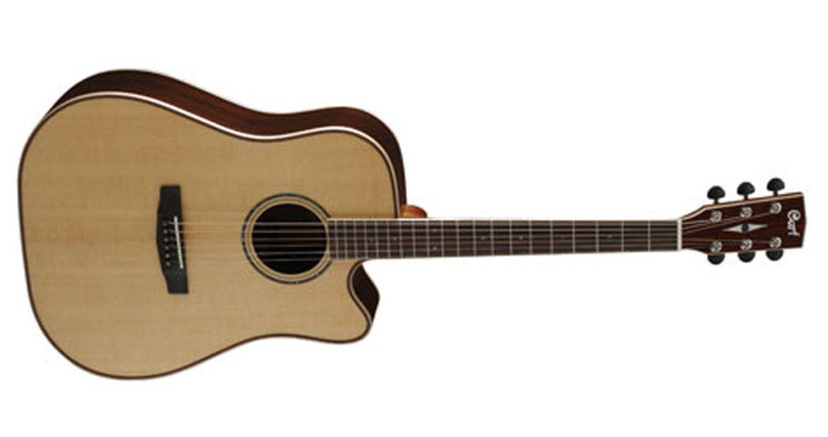 Cort Guitars Announces AS-M5 Acoustic