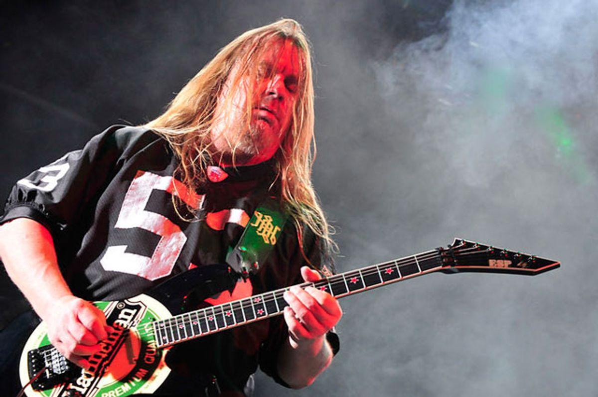 Remembering Jeff Hanneman: 1964 - 2013
