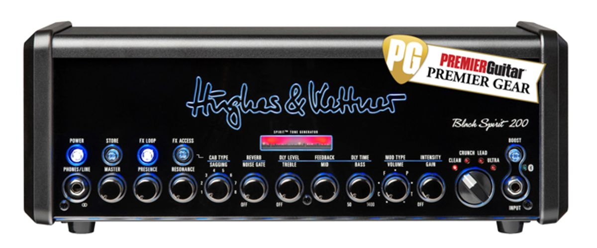 Hughes & Kettner Black Spirit 200 Review