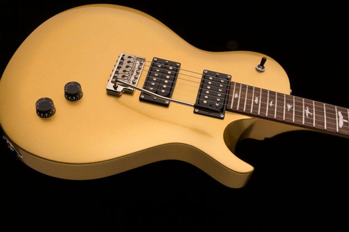 PRS Guitars Releases Three New SE Models