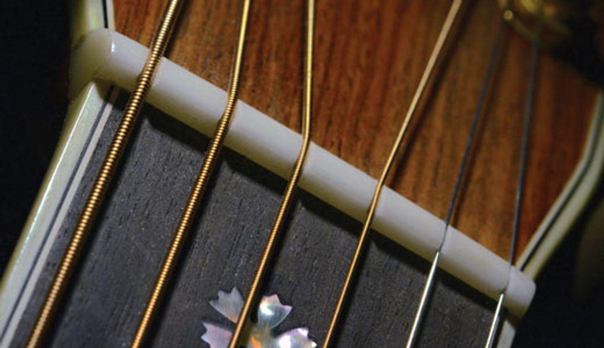 Jol Dantzig's Esoterica Electrica: String Theory