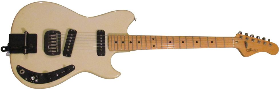 Will Ray's Bottom Feeder: 1982 G&L SC-2
