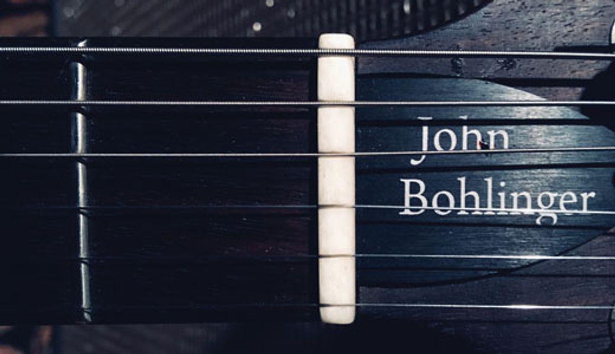 Last Call: How Signature Guitars Are Like Handwriting
