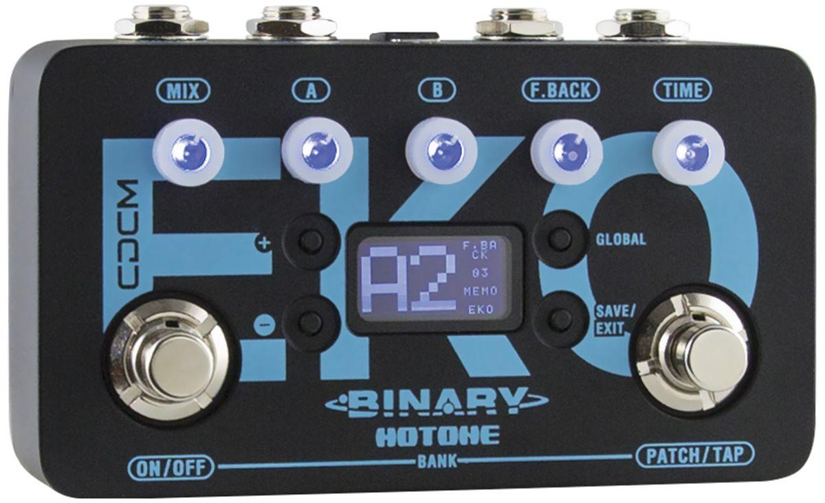 Quick Hit: Hotone Audio Binary Eko Review