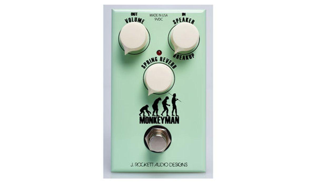 J Rockett Audio Designs Releases the Monkeyman