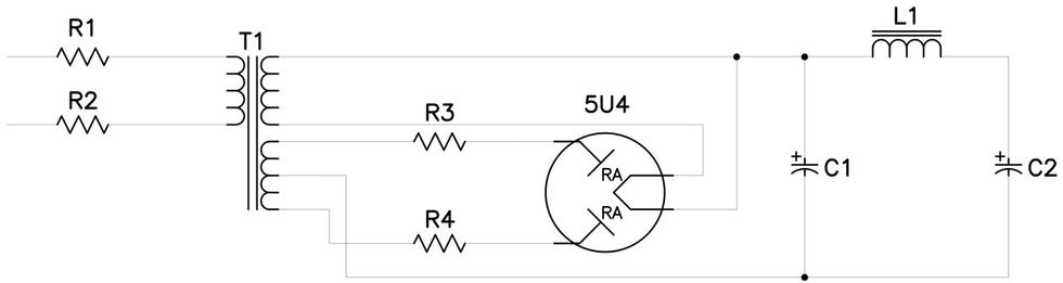 Signal to Noise: Demystifying the Tube Rectifier | Premier ... on