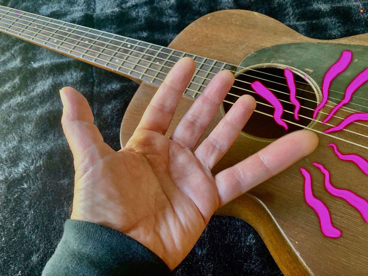 Joe Gore's The Subversive Guitarist: Power to the Pinky!