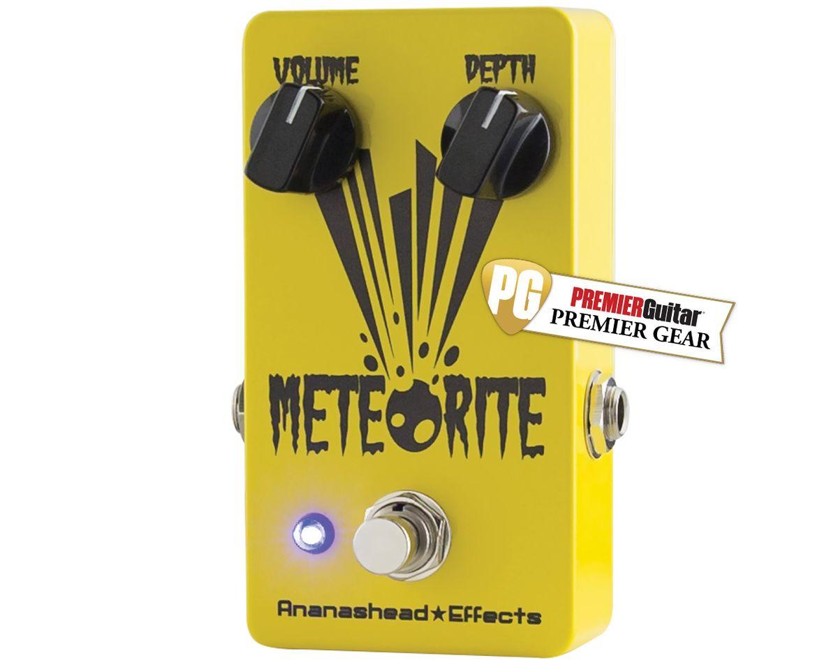 Quick Hit: Ananashead Meteorite