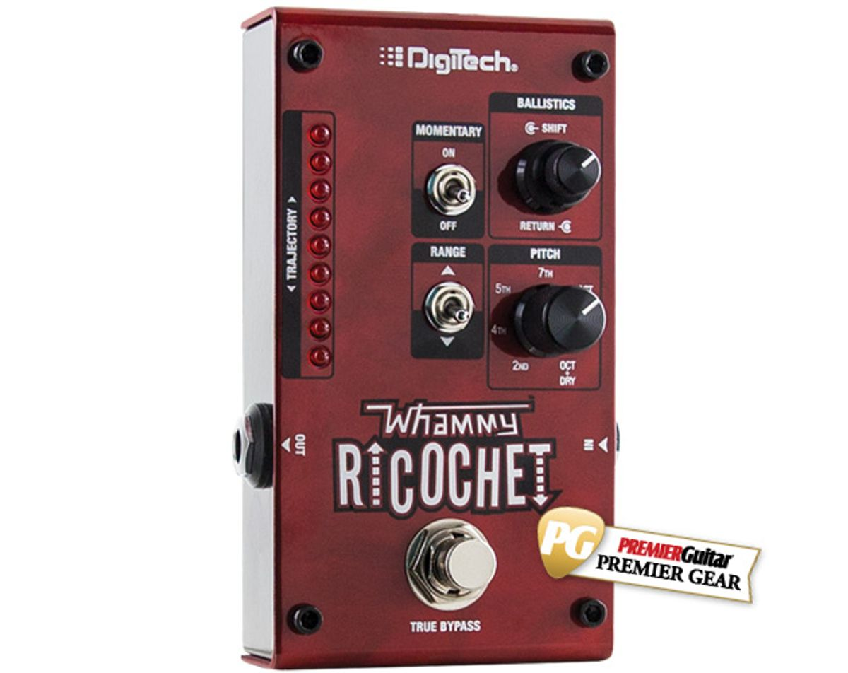 DigiTech Whammy Ricochet Review