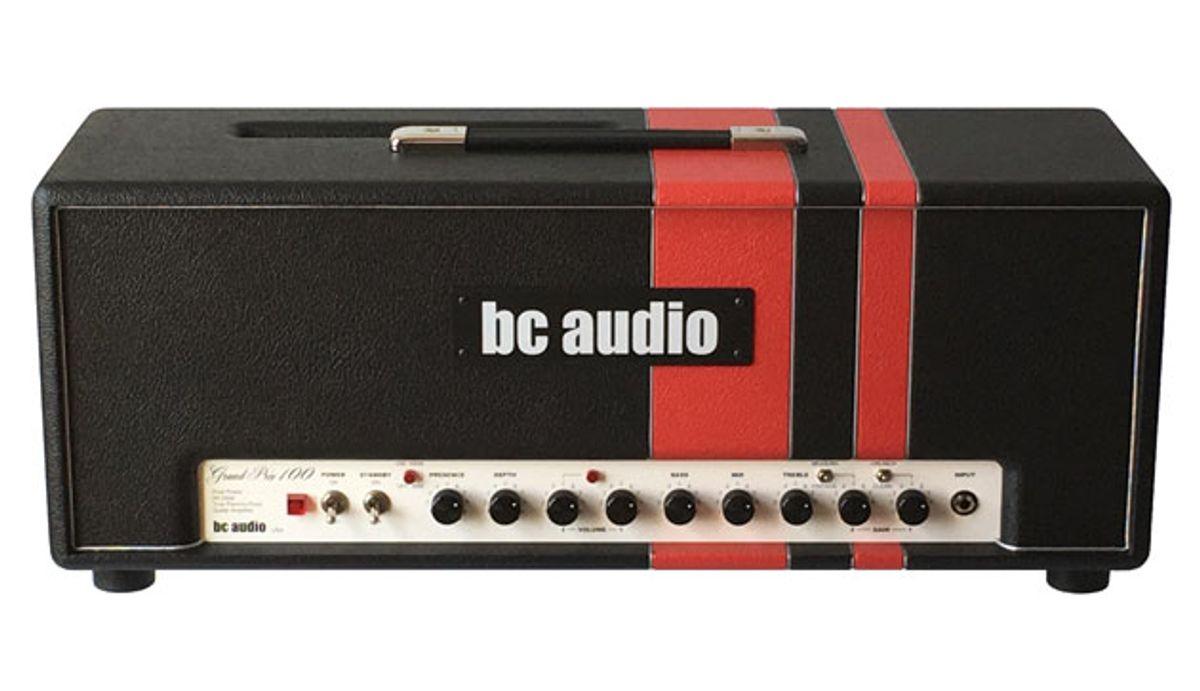 BC Audio Launches the Grand Prix 100
