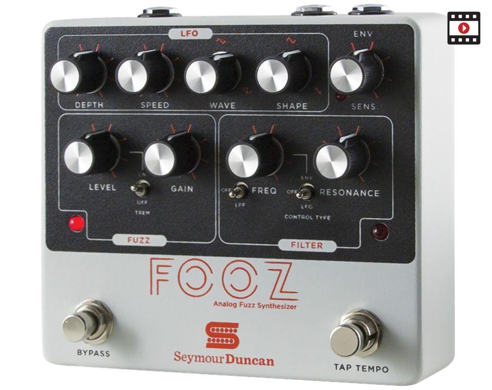 Seymour Duncan Fooz Review | Premier Guitar