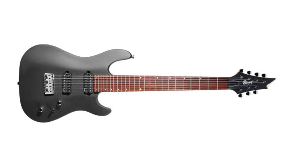 Cort Introduces the KX257B Baritone 7-String